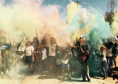 Colour Fun Runn